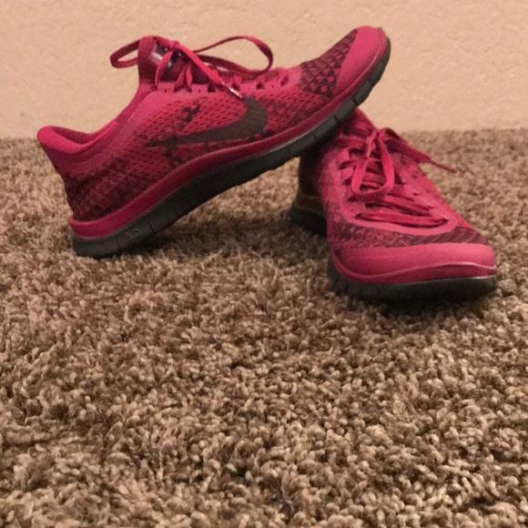 new product fcfaf 95c58 Nike Berry Free 3.0. Size 8. M 5abb06cd31a376d807f3bbc3